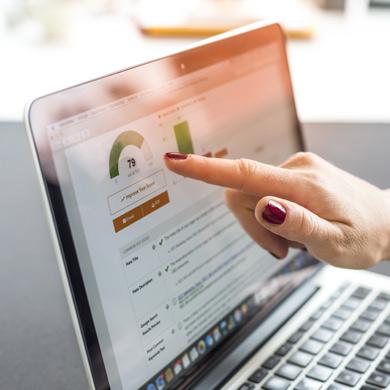 Analyze your website